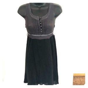Free people silk/wool dress